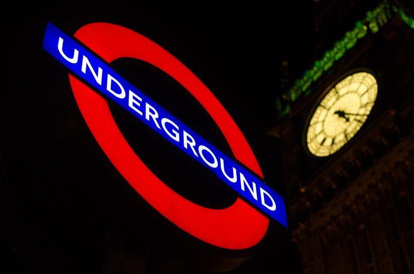 The London UndergroundMaze.